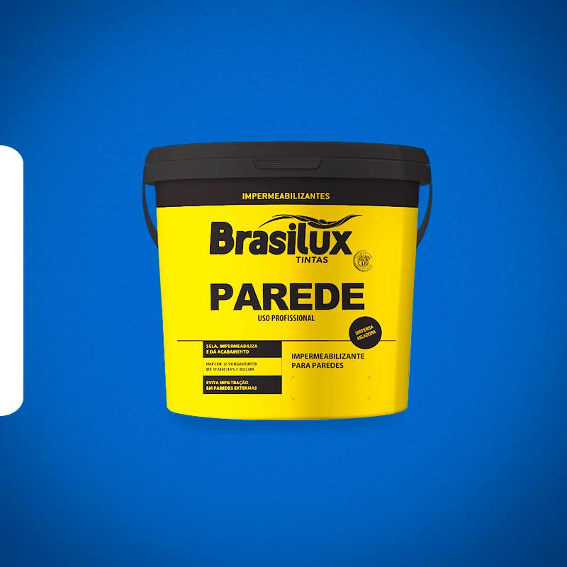 Brasilux impermeabilizante parede