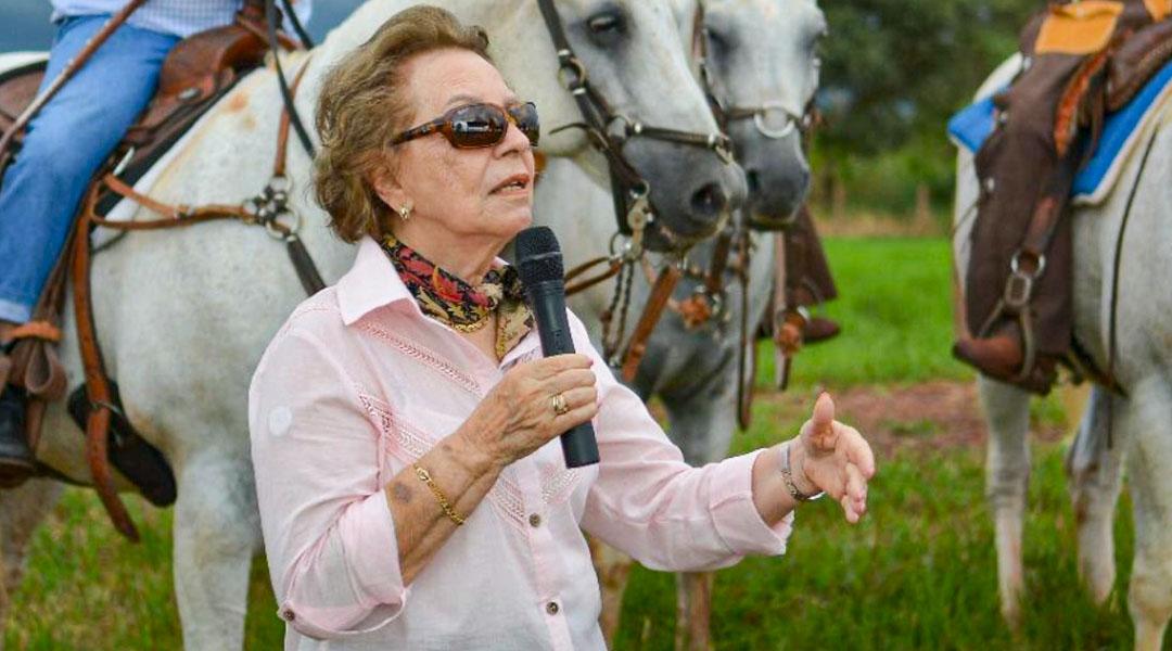 Luto: Eliane de Lima Souza, matriarca do Grupo Água Tirada, morre aos 78 anos