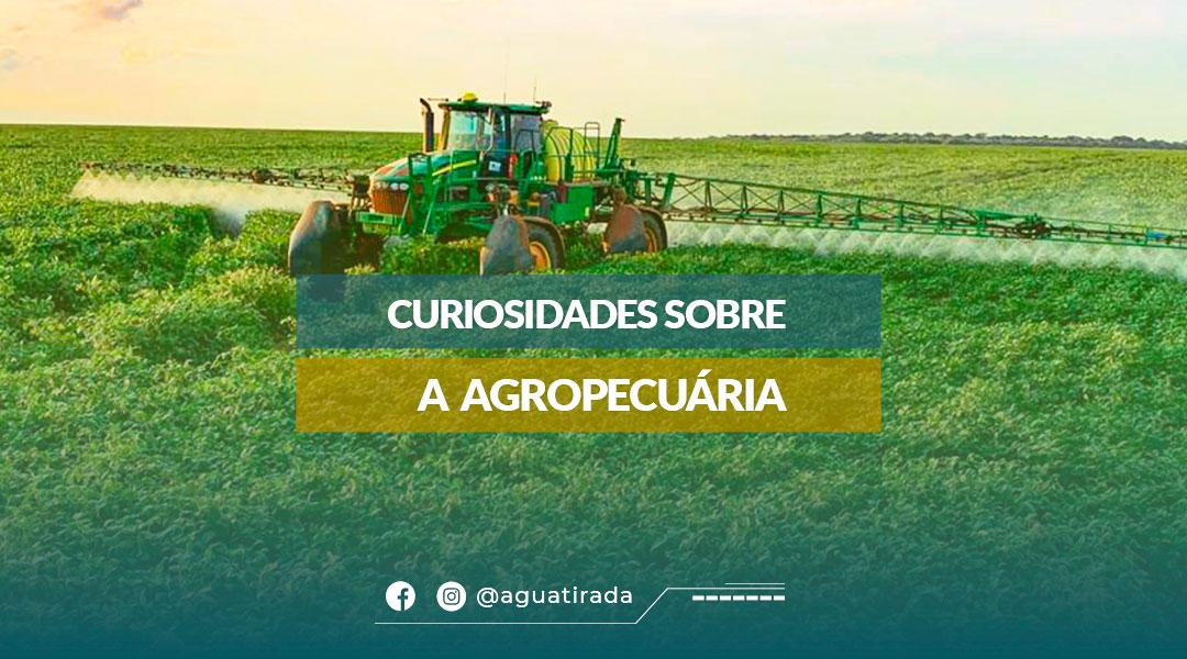 Curiosidades sobre a Agropecuária
