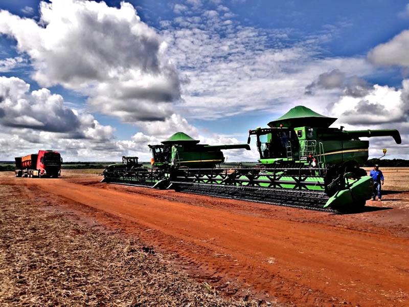 Tornando terras ácidas altamente produtivas.