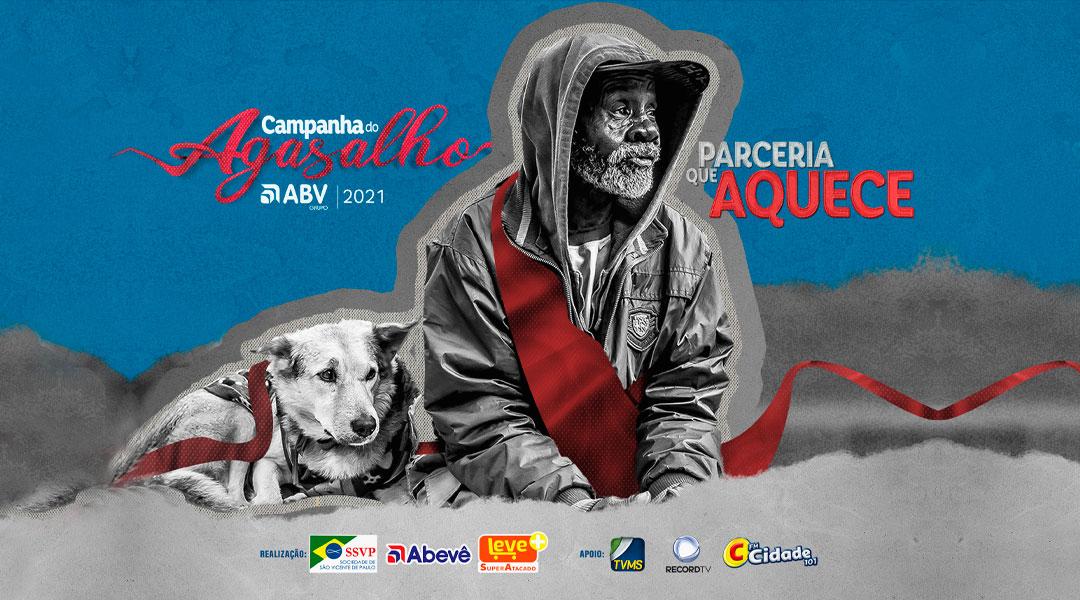 Campanha do Agasalho Grupo ABV 2021