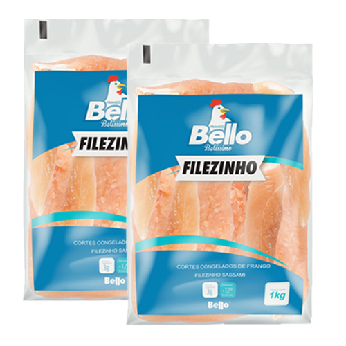 Filezinho Frango Bello 1KG