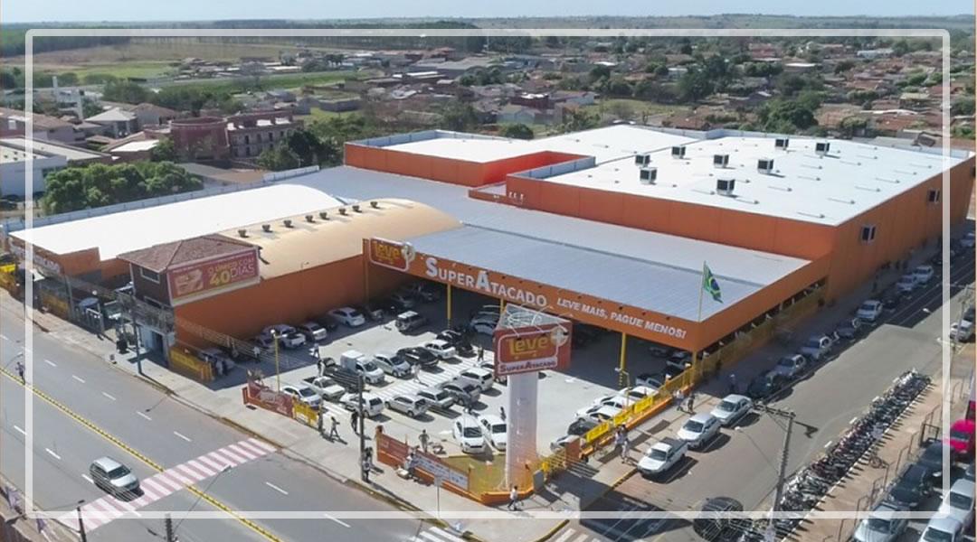 Loja Leve + SuperAtacado é inaugurada em Andradina