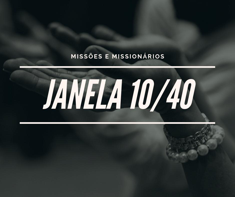 Janela 10X40