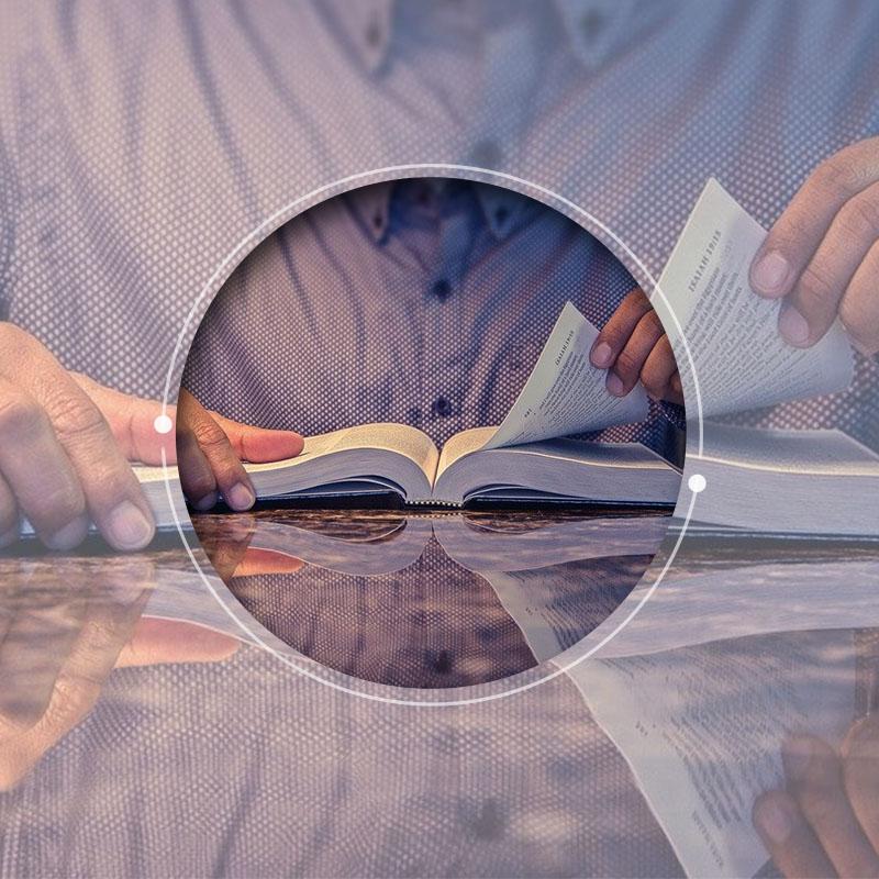 Treinar e Equipar Pastores e Igrejas.