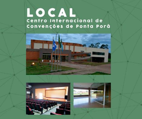 Nosso evento será na fronteira, nosso turismo brasileiro